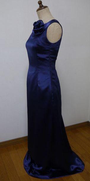 Nちゃんのロングドレス