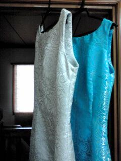 ロングドレス…♪